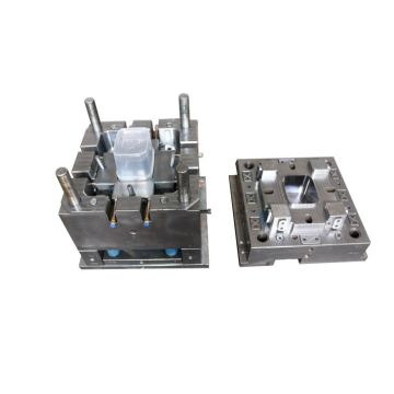 Plastic thin- wall food container injection moulds