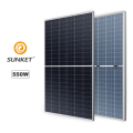 Factory sales Photovoltaic Module 525w/550W solar panel