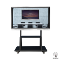75 Inches Interactive Panel With Mobile Stand