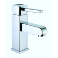 Single handle brass vanity basin mixer faucet