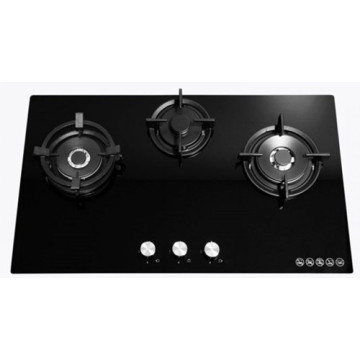 Glass Cooktop Gas Goldline
