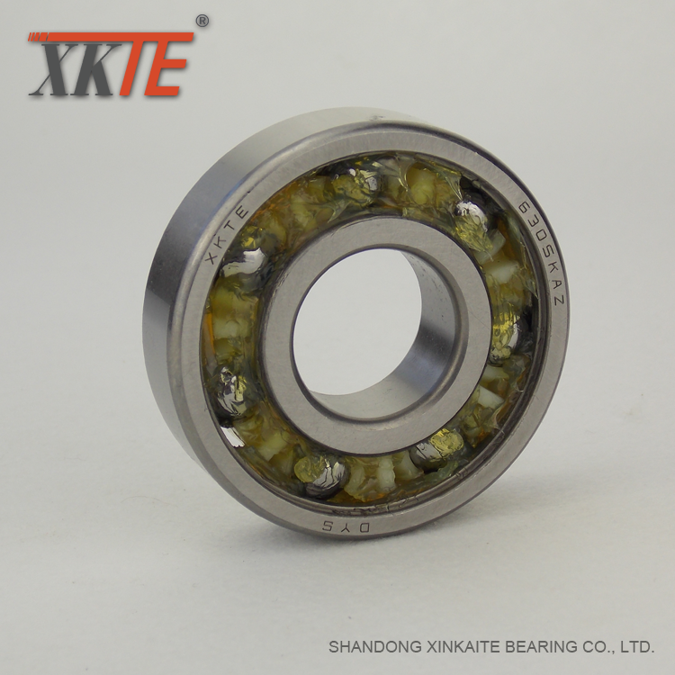 6307 Sealed Polyamide Cage Bearing