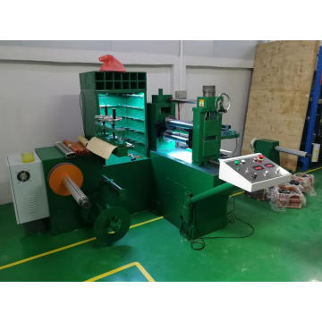 Precision metal split cutting machine