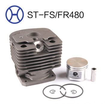 FS480 brush cutter spare parts cylinder kits