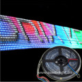 DMX digital pixel flexible strip outdoor IP65