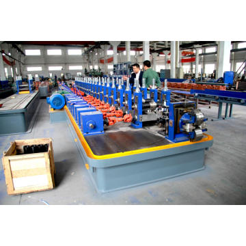 Dragon style iron pipe tube mill