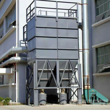 Pulse Jet Baghouse Dust Collector for Machinery Industry