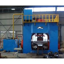 GIL 114 Cold Forming Tee Machine