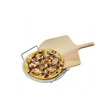Nice Quality wholesale China Ceramic Pizza Stone  Accessories