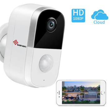 Rechargeable Wifi Security Camera Indoor