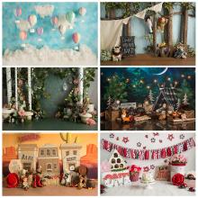 Mehofond Newborn Baby Shower Backdrop Birthday Party Decoraion Background Children Photography Background Photocall Photo Studio