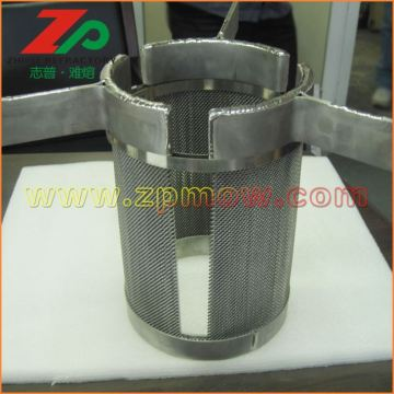 High purity Tungsten Net Heating Element