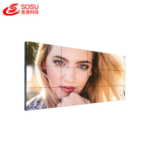46 inch seamless tv wall lcd video wall