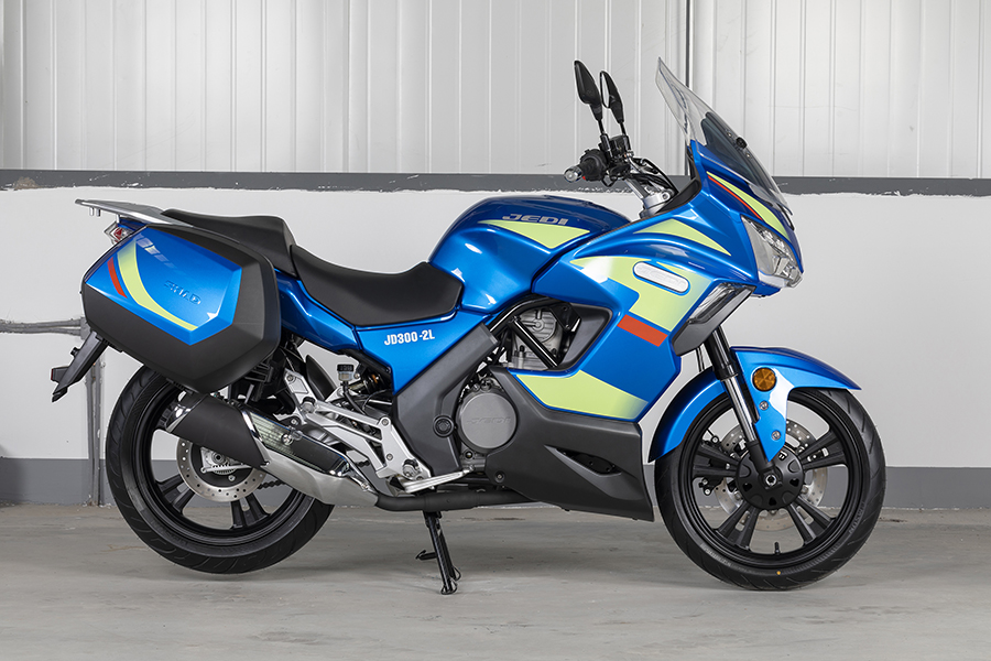 New Motorcycles 320cc