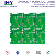 Manufacturing Double-Sided FR4 PCB Prototype