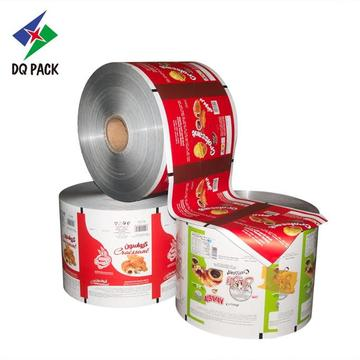 Packaging Printed Roll Film Laminated Roll Stock