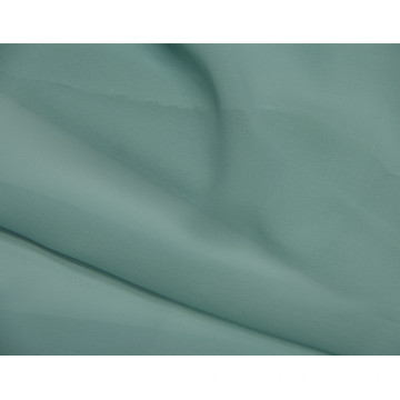 Light green 100D chiffon 100d*100d/42*33 1800 twist 80gsm
