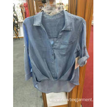 Simple Style Comfortable Shirts for Lady
