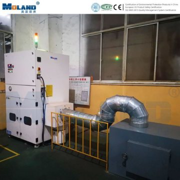 Fume Extractor for Industrial Air Cleaning