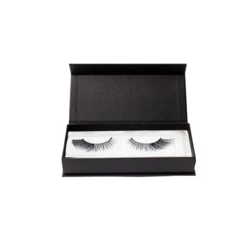 Export Black Eyelash Packaging Magnetic Gift Box