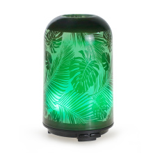 New Glass Oil Aroma Diffusers for Essential Oils