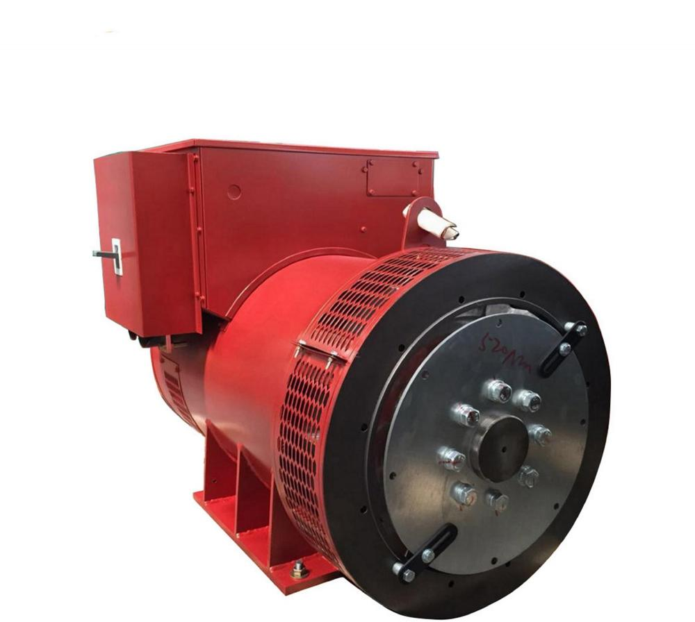 Synchronous Low Voltage Industrial Alternator