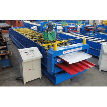 EPS Manual Uncoiler Sandwich Sheet Panel Machine