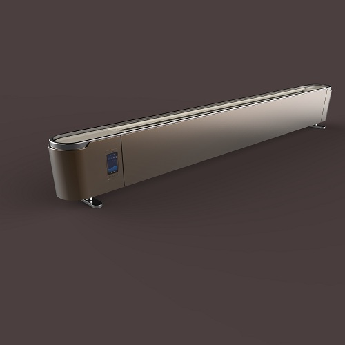 Household heat storage  type electric heater