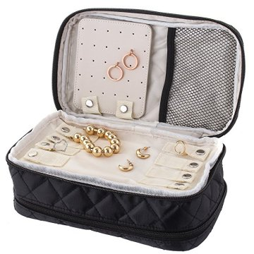 Women Travel Jewelry Organizer Bag