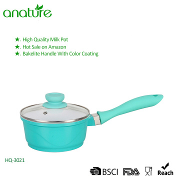 Sauce Pan Die Casting Ceramic Coating Kitchen Cookware