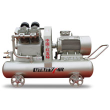 2V-4.0/5 electric 22kw mobile piston compressor