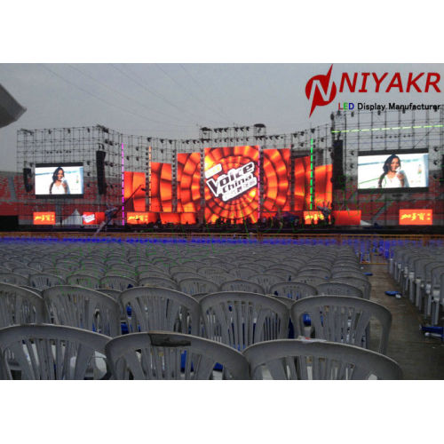 P5.95 Outdoor Rental LED Display