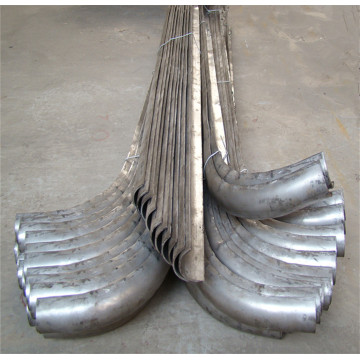 Shell Tube Erosion Shields For Boiler Tubes