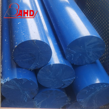 Blue Polyamide PA6 Bar Nylon Plastic PA6 Rod