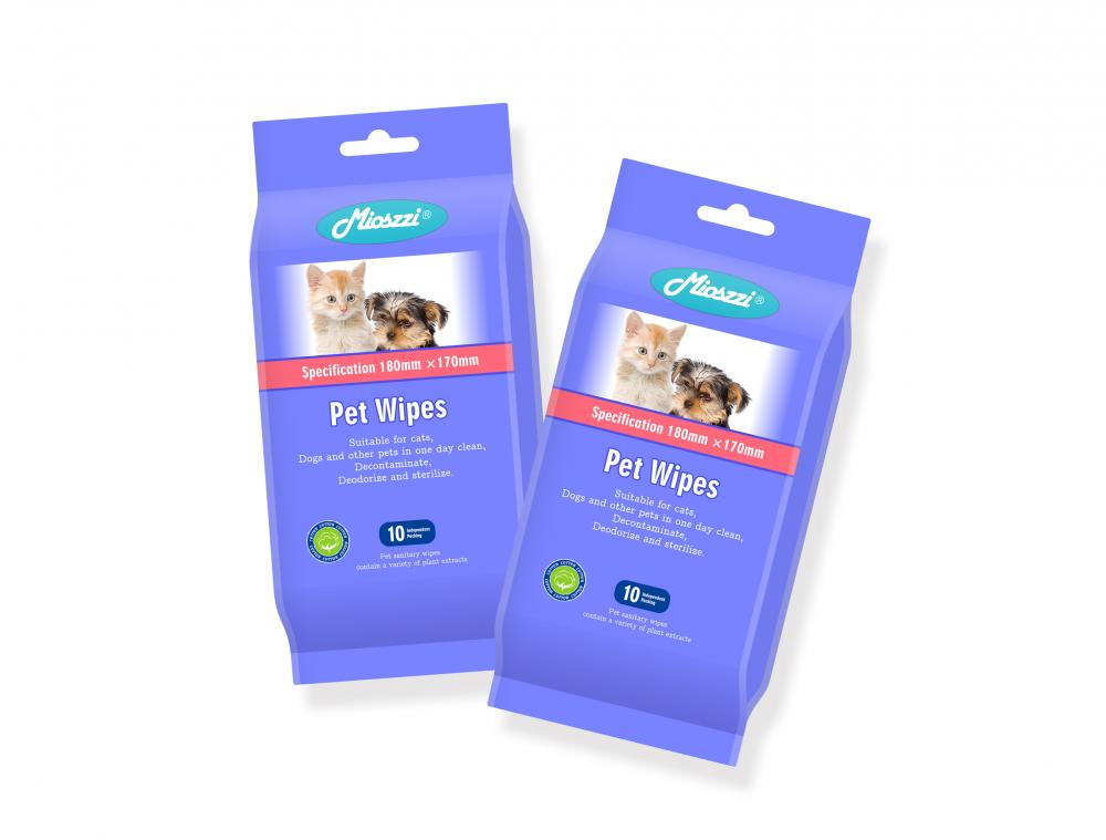 Cat Cleaning Wipes