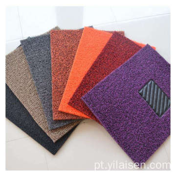 Venda quente PVC spike backing mat mat