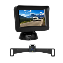 rear view waterproof camera car reverse monitor