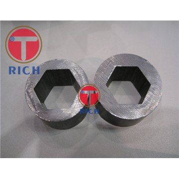 Hexagonal Inside and Outside Round Steel Tube