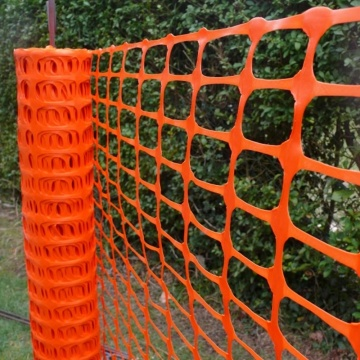 Plastic net Houseables Temporary Fencing Mesh Snow Fence