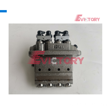 DEUTZ BF6M2013 injector nozzle BF6M2013 fuel injection pump