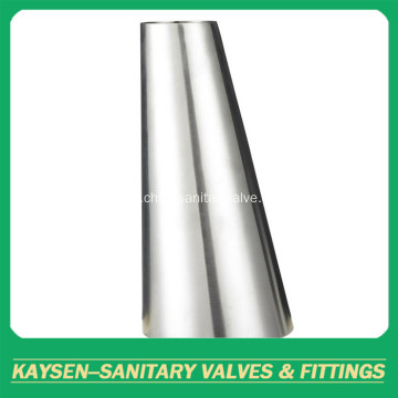 Sanitary Eccentric Reducer Stainless Steel Welding