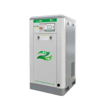 11kw 15hp electric screw air compressor