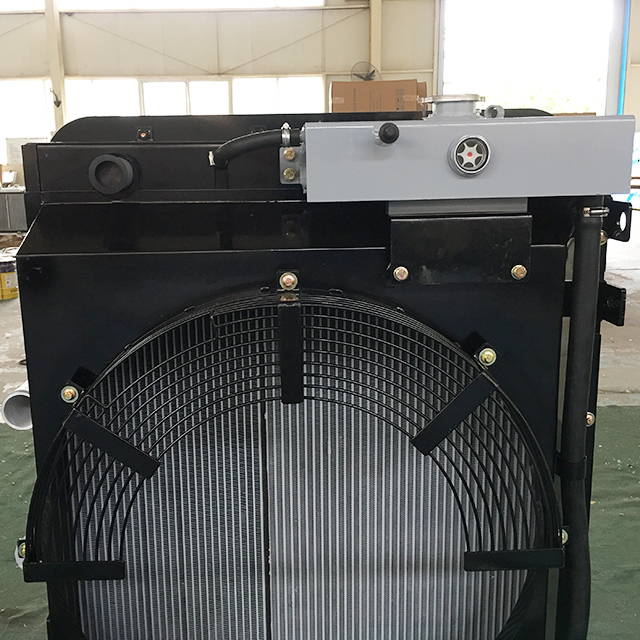 Aluminum Engine Oil Cooler