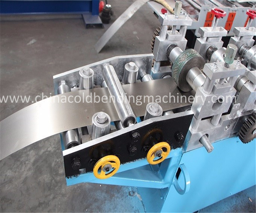 shutter door production line