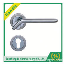 SZD dia 25mm stainless steel round pipe glass door handle