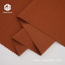 95%T 5%SP Twill Crepe Knitted Fabric For Dress