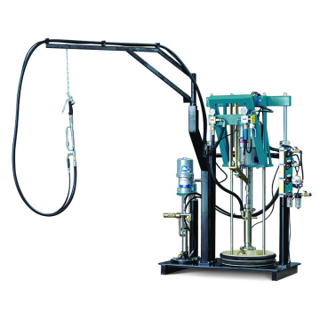 Manual Two Pump Sealants Spreading Machine