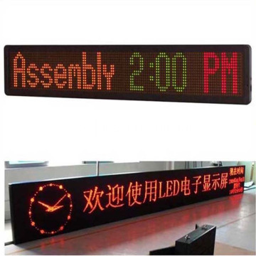 SMD Dual Color LED Display Module P10 Outdoor