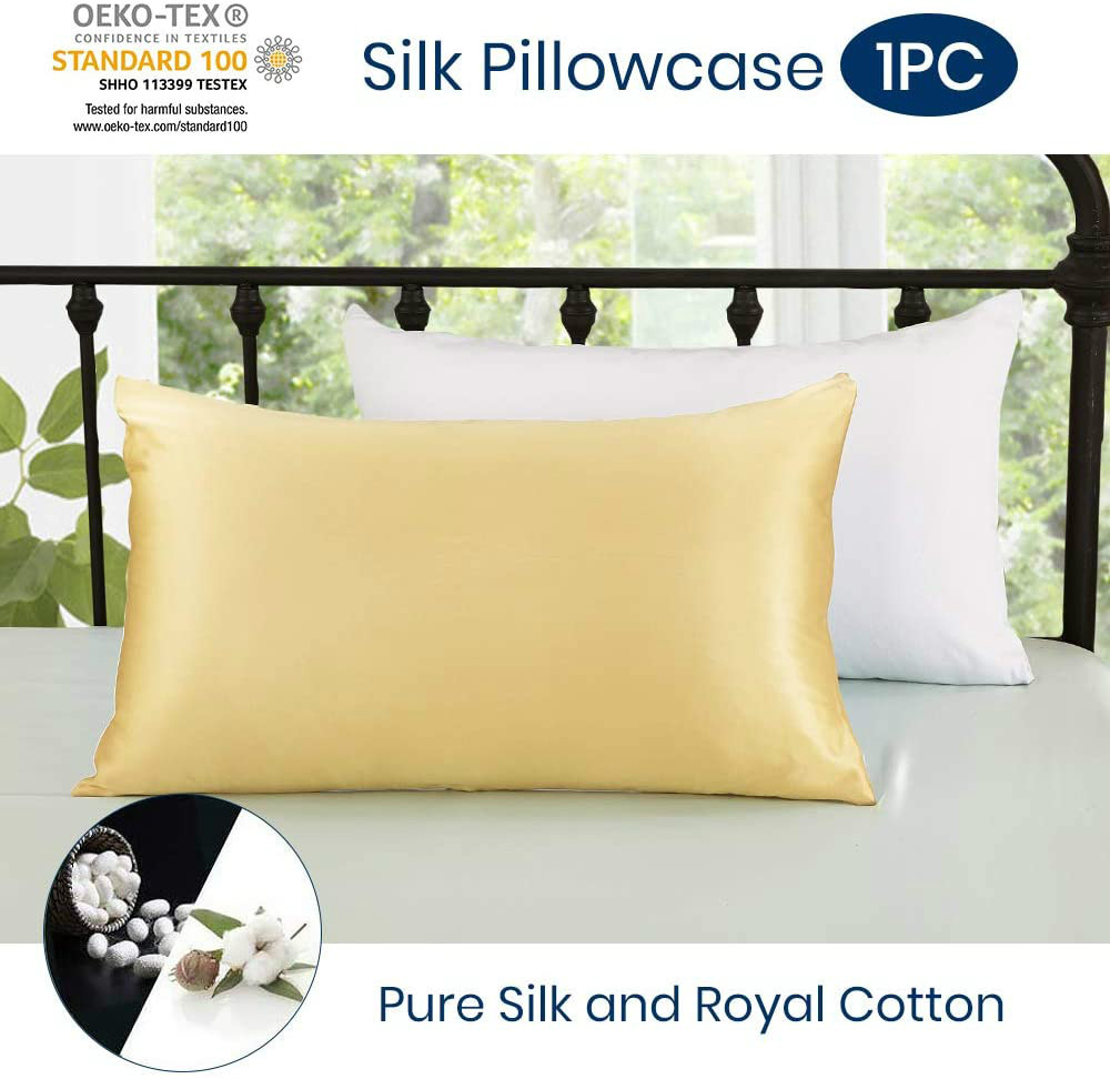 Mulberry Silk Pillowcase