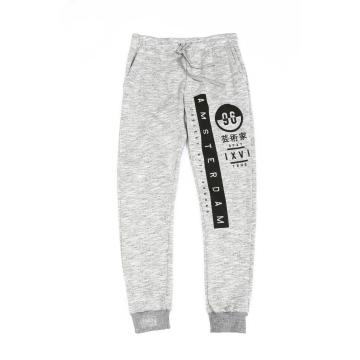 MEN'S KNIT CASUAL TROUSERS